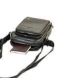 Мужская кожаная сумка - планшет Bretton 3430, фото 4