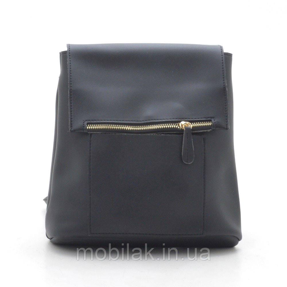 Рюкзак 17323 black (черный)