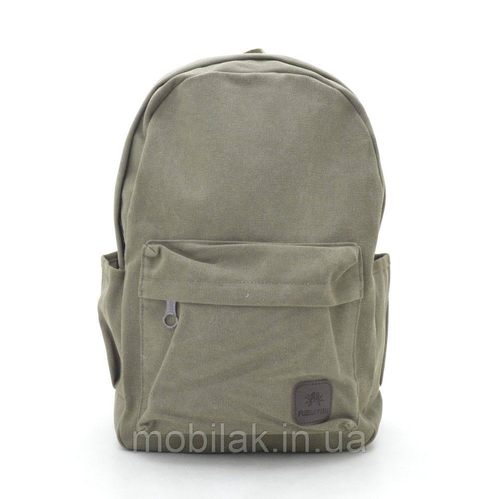 Рюкзак 008 зеленый