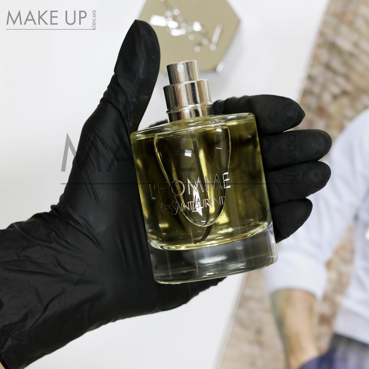 Tester мужская туалетная вода Yves Saint Laurent L`Homme EDT 100 мл. | Лиц. ОАЭ Тестер