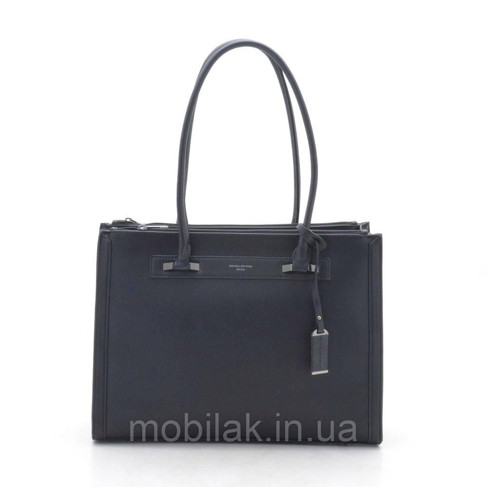 Женская сумка David Jones CM3922T black (черный)