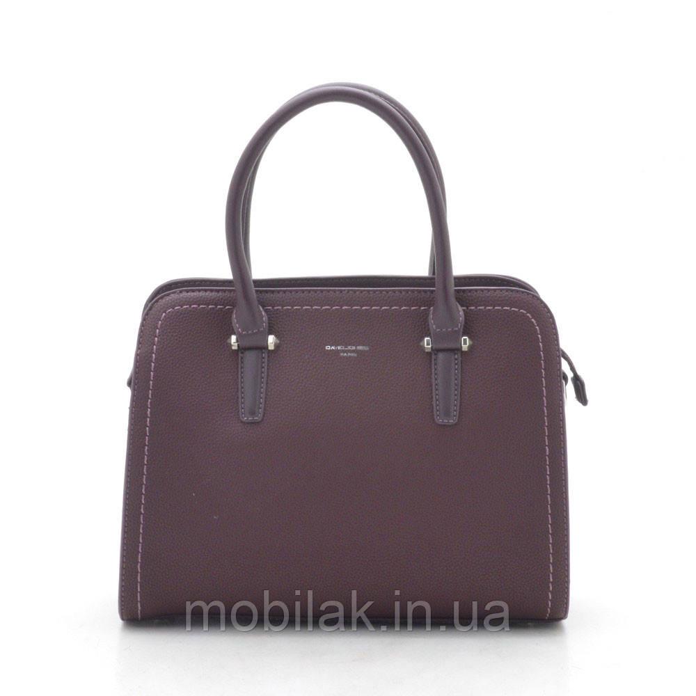 Женская сумка David Jones CM4013T d.bordeaux (бордо)