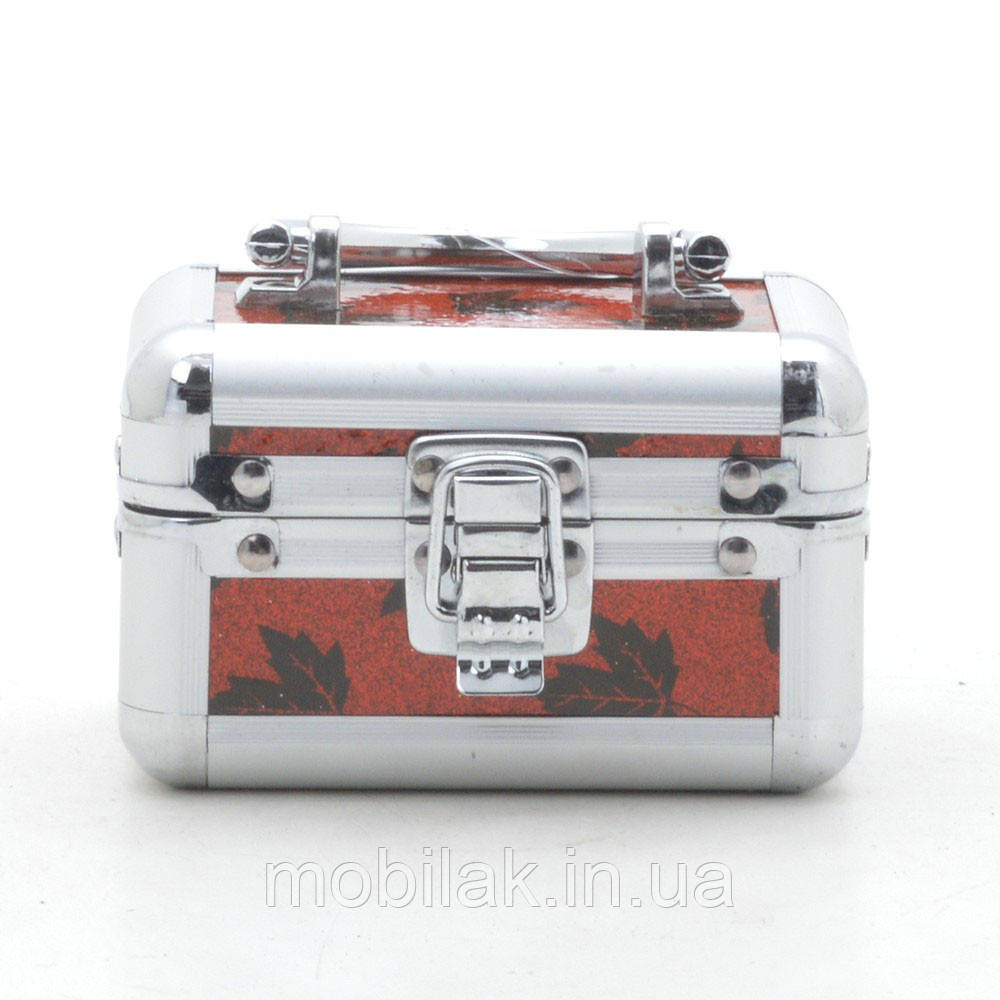 Шкатулка для украшений LH001 №5 красная