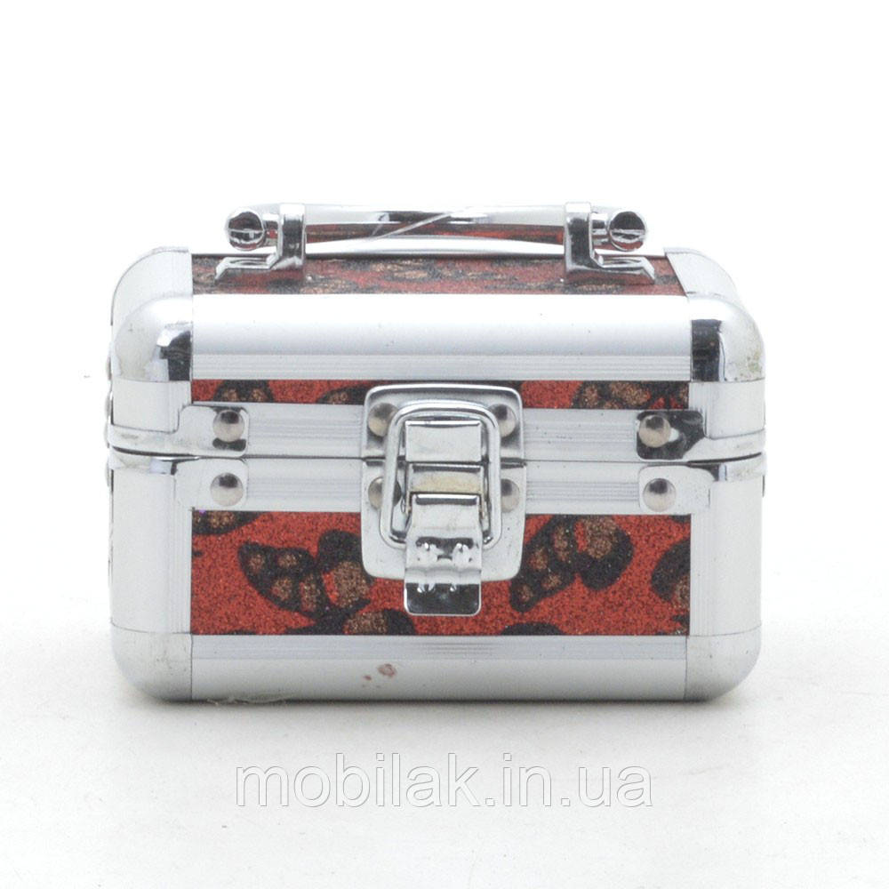 Шкатулка для украшений LH001 №9 т.красная