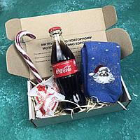Подарочный Бокс City-A Box #64 для Мужчин и Женщин Набор Новый Год из 4 ед.
