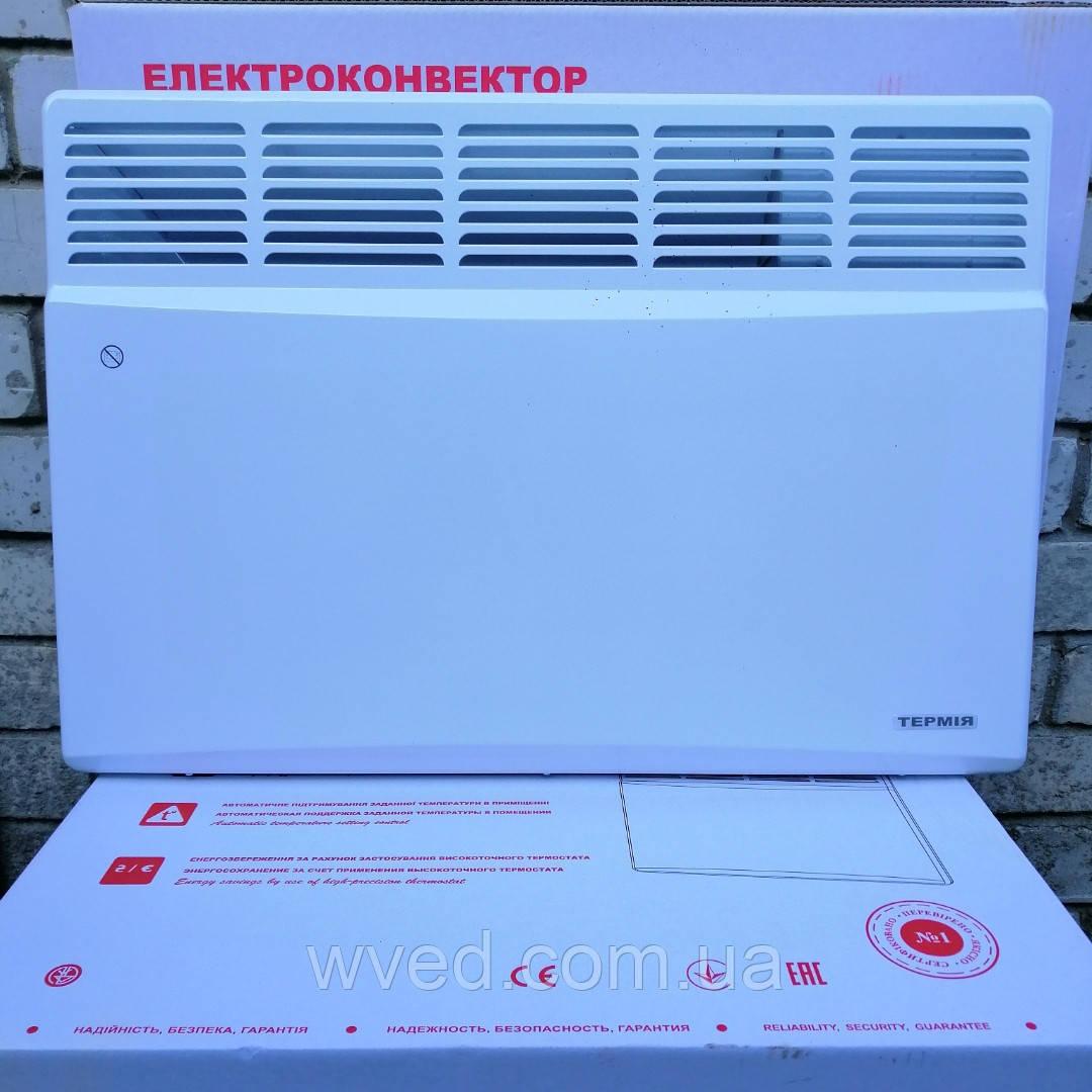 Конвектор Термия 1.5 кВт настенный МБИ (с LED дисплеем)