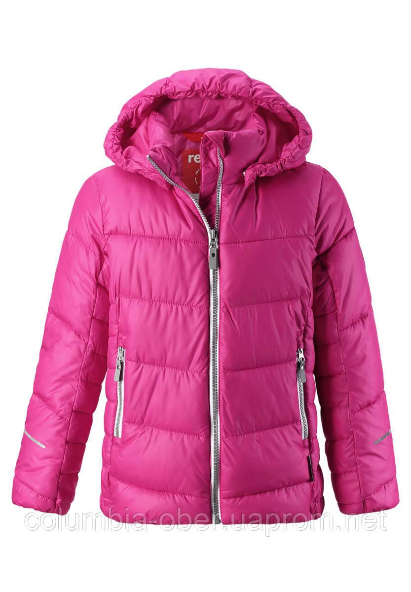 Зимняя куртка для девочки Reima Malla 531344.9-4650. Размеры 104-164.