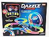 АвтоТрек DazzleTracks 187 деталей, длинна 425 см, с пультом управления, меджик трек, свет, звук
