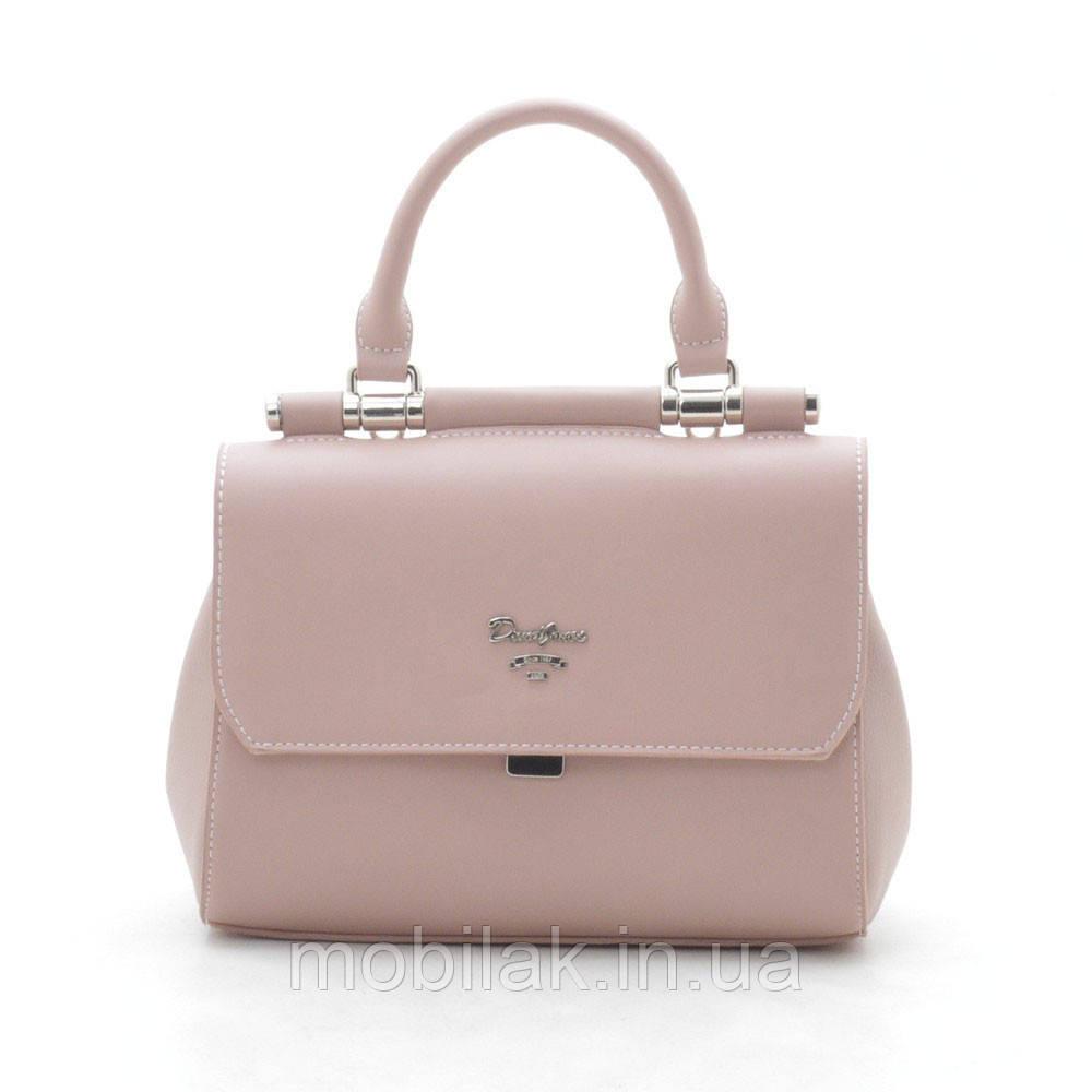 Клатч David Jones 5954-1T pink