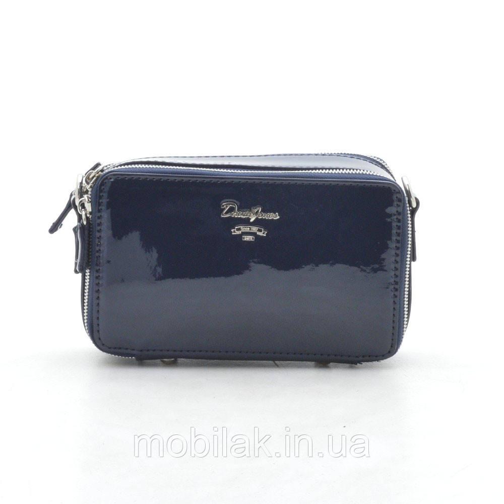Клатч David Jones CM4011T d.blue