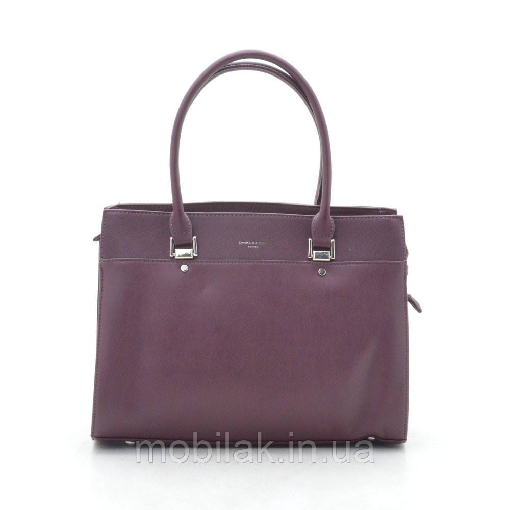Женская сумка David Jones 5852-1 d.bordeaux