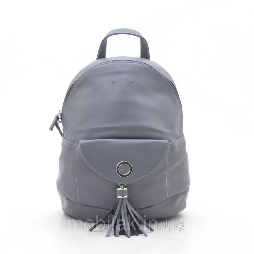 Рюкзак David Jones 5637-4 d.grey