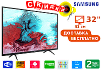 "Телевизор Samsung 32"" Full HD Smart TV, Wi-Fi, Смарт, Самсунг"