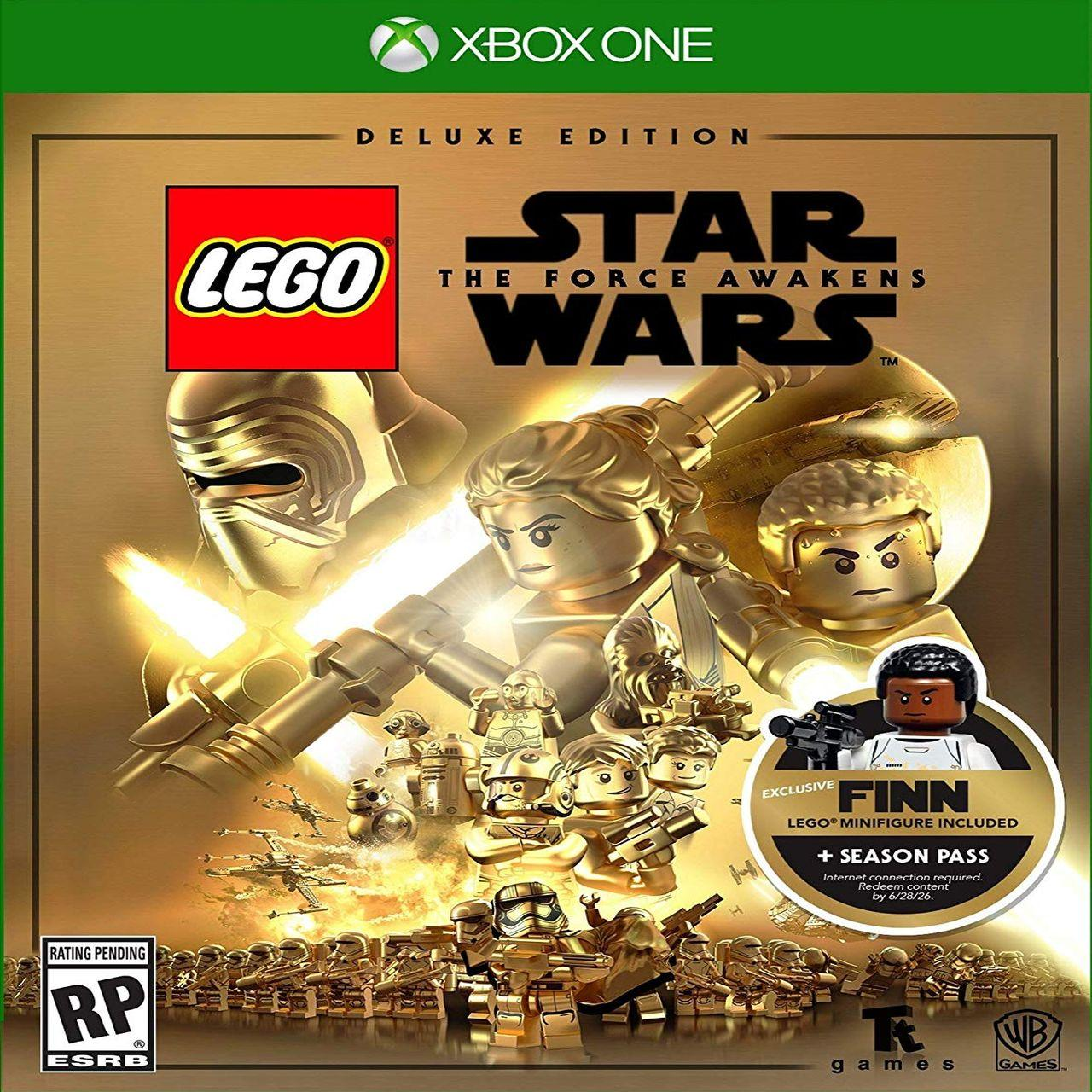 Lego Star Wars The Force Awakens Deluxe Edition SUB XBOX ONE (NEW)