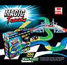 Детский гоночный трек с 2 машинками Magic Tracks FYD 170209 A, светится в темноте, 360 деталей