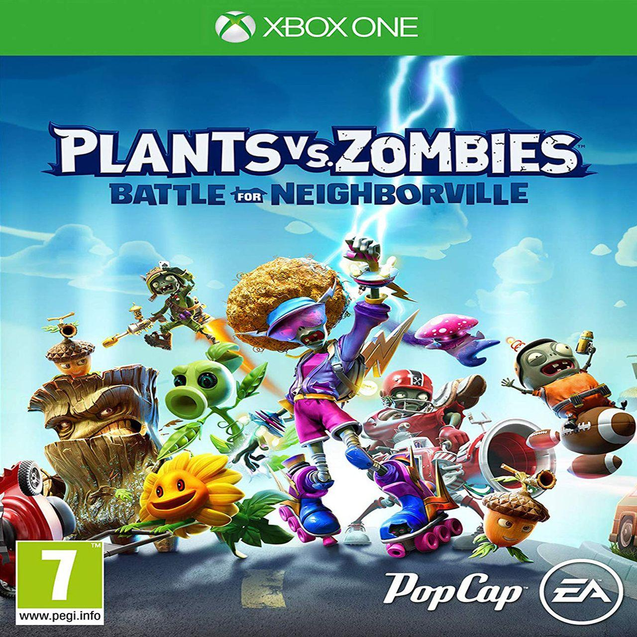 Plants vs. Zombies: Battle For Neighborville (російські субтитри) Xbox One