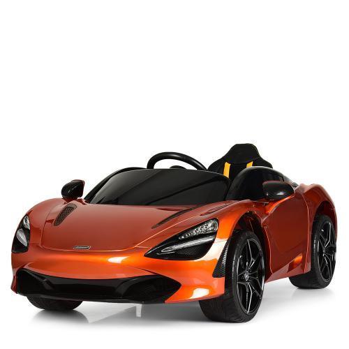 Электромобиль детский M 4085EBLRS-7 оранжевый крашенный