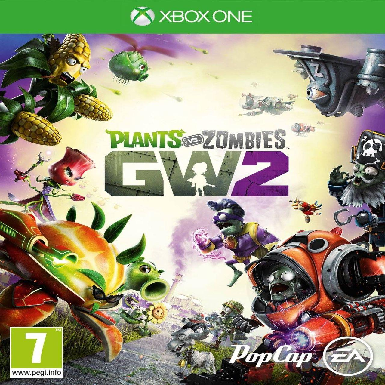 Plants vs Zombies Garden Warfare 2 ENG Xbox One