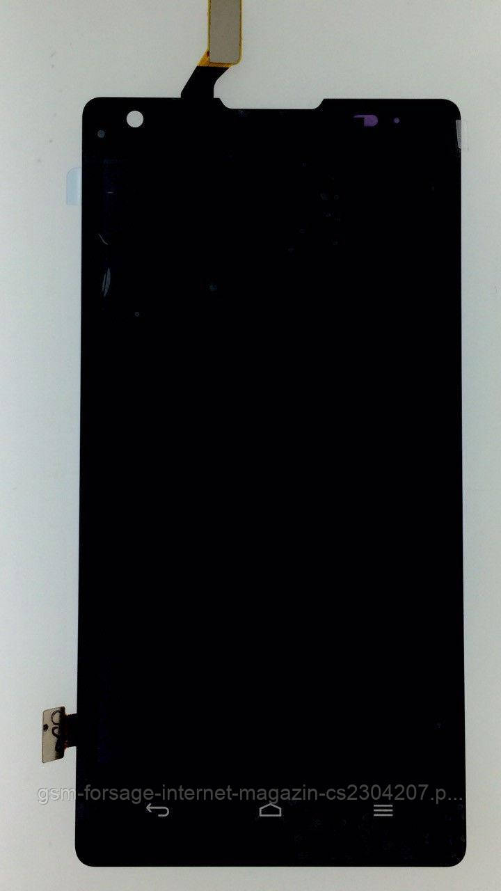 Дисплей Huawei Ascend G700 - U10 complete with touch Black