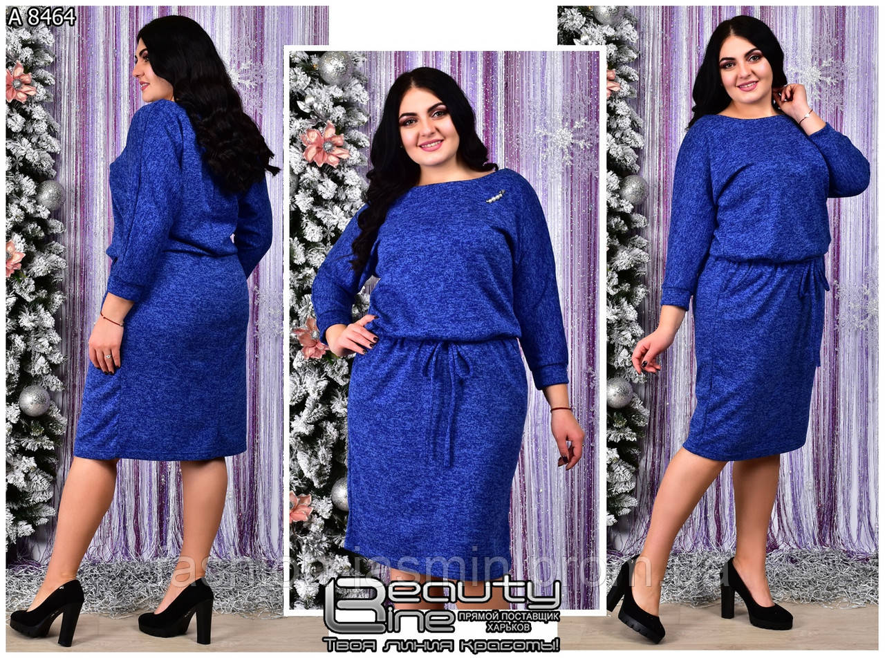 Женское платье Линия 52-62 размер №8464