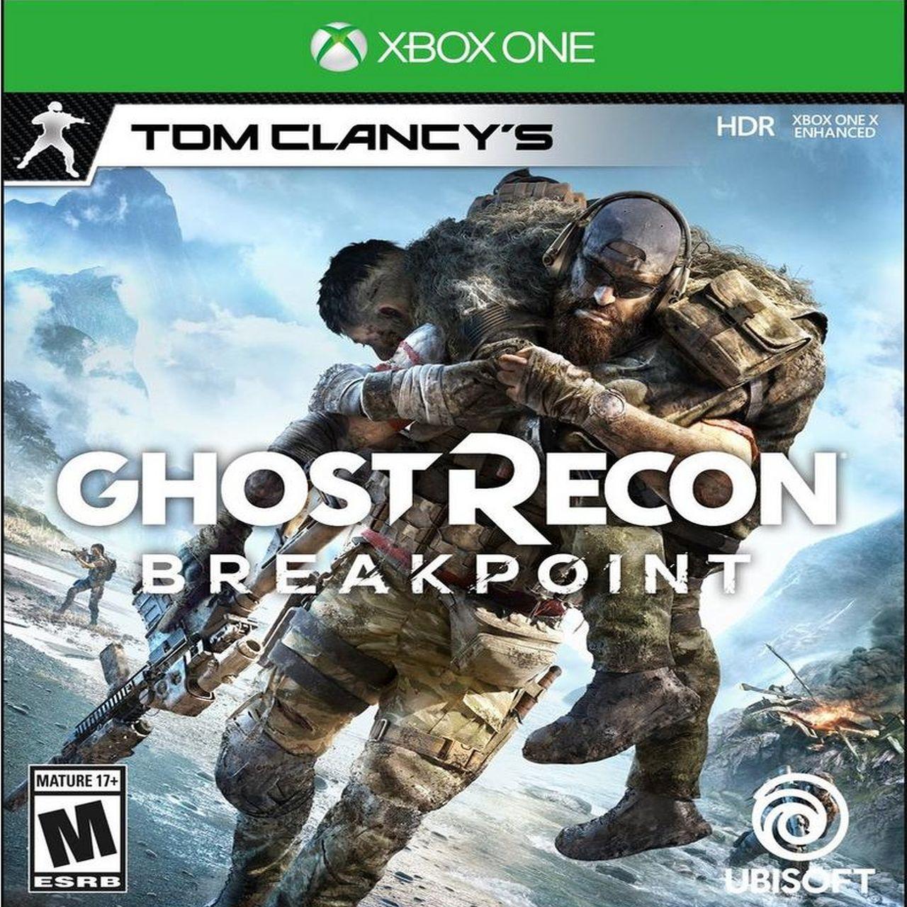 Tom Clancy's Ghost Recon Breakpoint (російська версія) Xbox One