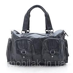 Дорожная сумка 0869 черная