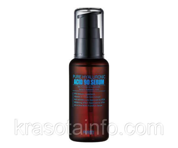 Сыворотка с гиалуроновой кислотой 90% PURITO Pure Hyaluronic Acid 90 Serum, 60 мл