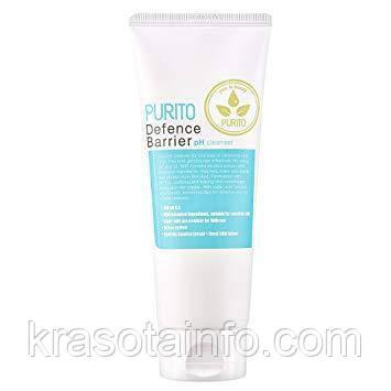 Гель для умывания Purito Defence Barrier Ph Cleanser, органическая косметика 150 мл