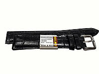 Ремешок Swiss для часов 18 мм черный опт