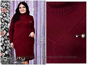 Женское платье Линия 52-58 размер №8474