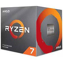 Процессор AMD Ryzen 7 3700X (3.6GHz 32MB 65W AM4) Box (100-100000071BOX)
