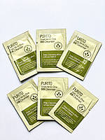 PURITO Snail All In One BB Cleanser Слабокислотный очищающий гель с муцином улитки (пробник), фото 1
