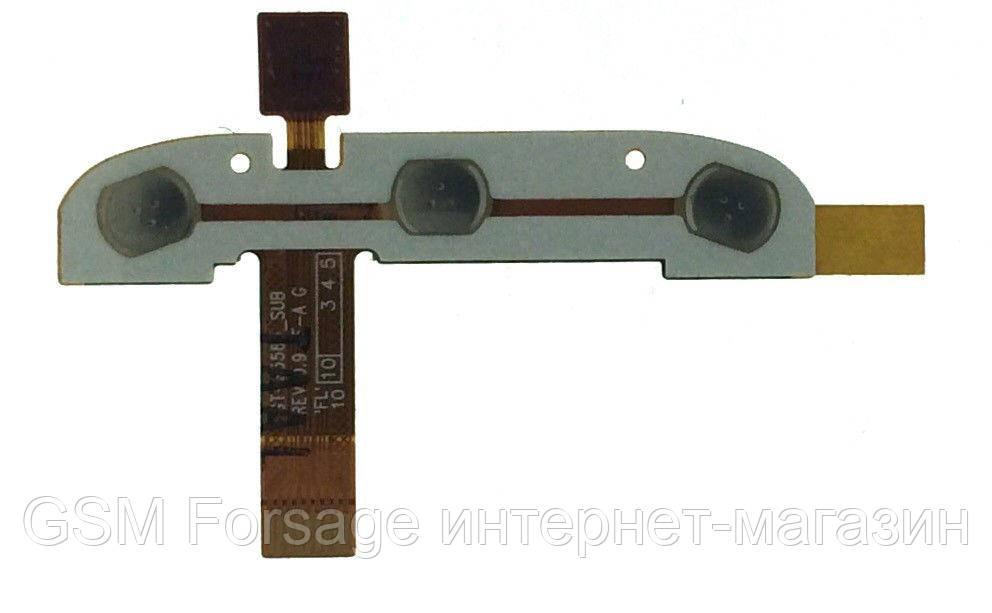 Плата клавиатуры Samsung S5560 Menu and Mic Original