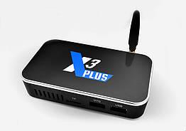 Ugoos X3 Plus 4/64, Amlogic S905X3, Android 9, Smart TV Box, Смарт ТВ Приставка