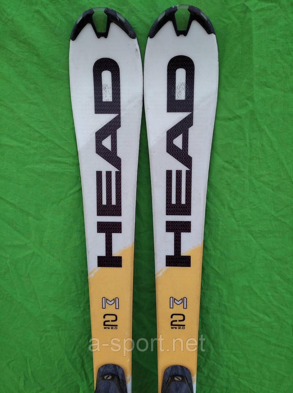 Гірські лижі бу Head the link pro 149 см для карвінгу