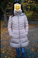 Зимний брендовый модный пуховик Monte Cervino женский