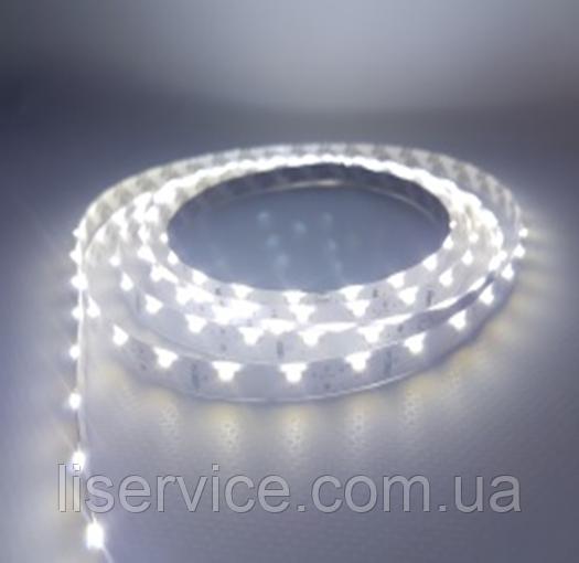 Светодиодная лента 9,6 Вт/м. 12V 15000К IP33 ультрахолодного белого свечения