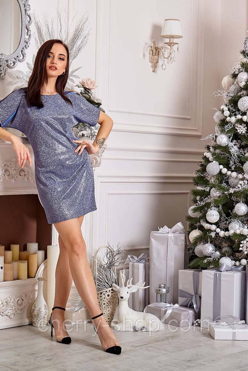 Новогоднее платье в размере 42,44,46,48