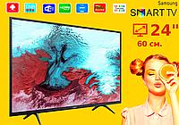 "Телевизор Samsung 24""  Smart TV, Wi-Fi, Самсунг, Смарт, фото 1"