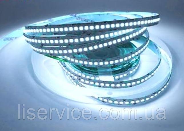 Светодиодная лента 20 Вт/м. 12V 15000К IP33 холодного белого свечения