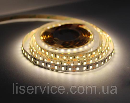 Светодиодная лента 14,4 Вт/м. 12V 4500К IP33 нейтрального белого свечения, фото 2