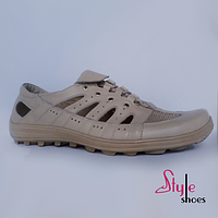 Туфли сандалии мужские летние
