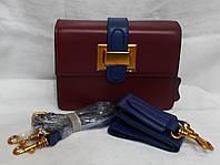 Маленькая стильная сумочка.Кожаная маленькая сумочка., фото 1