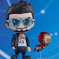 Фигурка Marvel: Тони Старк Cosbaby / Tony Stark Hot Toys 10см