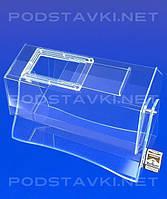 Лототрон объем 40 литров, акрил 8, габариты (ШхВхГ) 590х400х310 мм (PR-12)