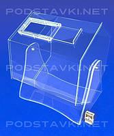 Лототрон объем 100 литров, акрил 8, габариты (ШхВхГ) 540х620х510 мм (PR-20)