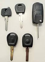 Ключ(дублікат) для авто з транспондером (чіпом).