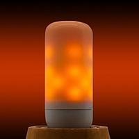 Лампочка с имитацией огня 3Вт Е27, 3 режима