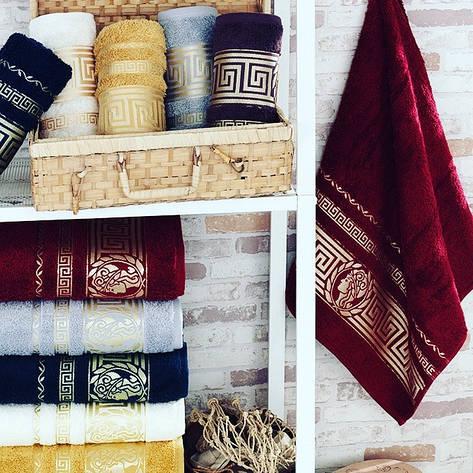 Набір рушників Sikel Vip Cotton 50х90 6шт, фото 2