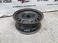 Диск колесный R14 5,5Jx14 4x100x56,6 ET39 Opel Chevrolet Daewoo OE:2140115, фото 1